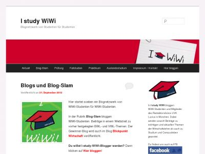 blogging helps in your studies – and after that