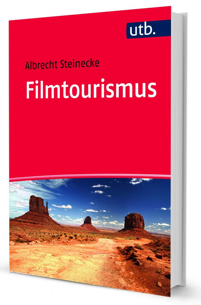 The first German-language study book to the film tourism