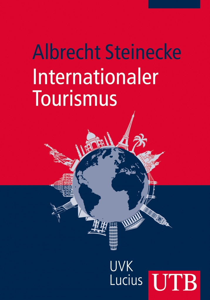 """UVK Lucius for the second Time, the ITB book award """"Tourist book"""" excellent"""