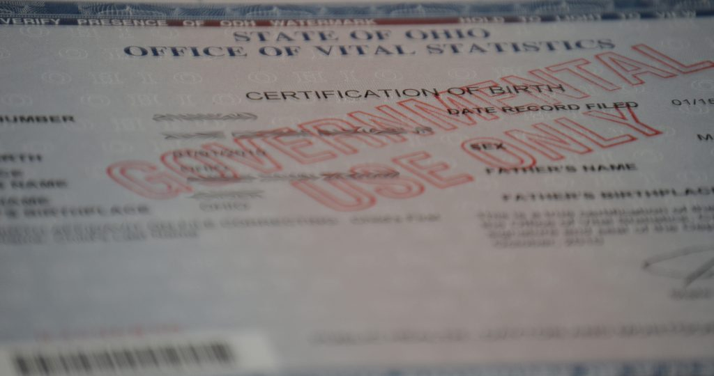 Applying for a death certificate now takes less than fifteen minutes.