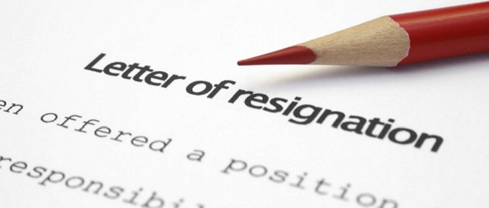Resignation Acceptance Letter Template – Format, Sample and Example
