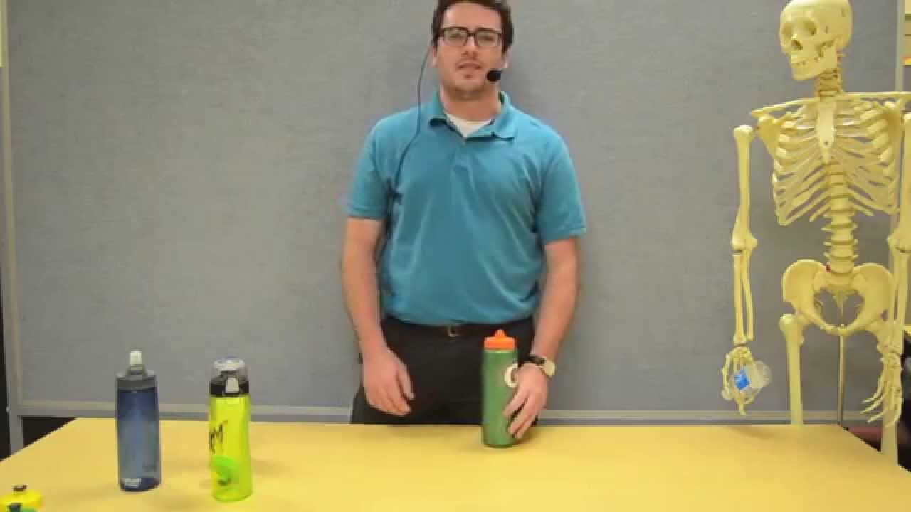 Why should you choose a reusable water bottle?